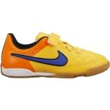 Zapatilla de Fútbol NIKE Tiempo V4 IC Junior 658103-858