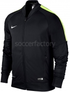 Chaqueta Ch�ndal de Fútbol NIKE Squad 15 Poly Jacket 645478-011