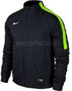Chaqueta Ch�ndal de Fútbol NIKE Squad 15 Sideline Woven Jacket 645476-011