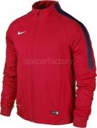 Chaqueta Chándal de Fútbol NIKE Squad 15 Sideline Woven Jacket 645476-662