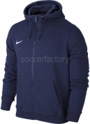 Chaqueta Chándal de Fútbol NIKE Team Club Full Zip 658497-451