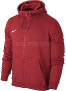 Chaqueta Chándal de Fútbol NIKE Team Club Full Zip 658497-657