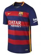 Camiseta de Fútbol NIKE FCB SS Home Stadium JSY 2015-2016 658794-422