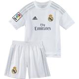Camiseta de Fútbol ADIDAS Real H SMU Mini 2015-2016 S12662