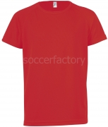 Camiseta de Fútbol SOLS Sporty Kids 01166-145