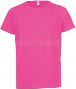 Camiseta de Fútbol SOLS Sporty Kids 01166-129