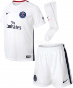 Camiseta de Fútbol NIKE PSG Away LB Kit 2015-2016 658718-106