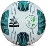 Balón Talla 4 de Fútbol LUANVI Balón nerta 08224-0166