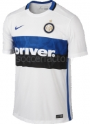 Camiseta de Fútbol NIKE  Inter Milan Away Stadium 658827-106