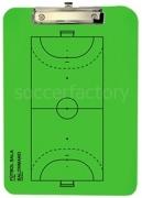 Pizarra de Fútbol JS Carpeta T�ctica veleda F�tbol sala/Balonmano Reversible 0004622
