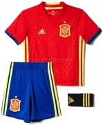 Camiseta de Fútbol ADIDAS Fef Smu Mini 2016 AA0824