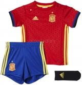 Camiseta de Fútbol ADIDAS Fef H Baby 2016 AA0840