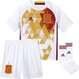 Camiseta de Fútbol ADIDAS Fef A Smu Mini 2016 AA0817