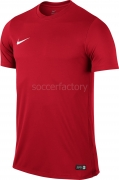 Camiseta de Fútbol NIKE Park VI 725891-657