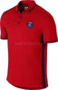 de Fútbol NIKE PSG Auth League Polo 2015-2016 694586-657
