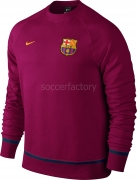 de Fútbol NIKE FC Barcelona AW77 Authentic Crew 689925-560