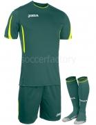 Equipación de Fútbol JOMA Roma Set 100401.004