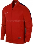 Chaqueta Ch�ndal de Fútbol NIKE Squad 15 Poly Jacket 645478-657