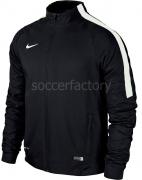Chaqueta Ch�ndal de Fútbol NIKE Squad 15 Sideline Woven Jacket 645476-010
