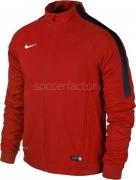 Chaqueta Ch�ndal de Fútbol NIKE Squad 15 Sideline Woven Jacket 645476-657