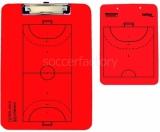 Pizarra de Fútbol JS Carpeta táctica veleda fútbol sala / Balonmano reversible 0004626