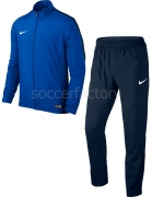 Chandal de Fútbol NIKE Academy 16 Woven tracksuit 808758-463