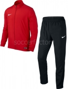 Chandal de Fútbol NIKE Academy 16 Woven tracksuit 808758-657