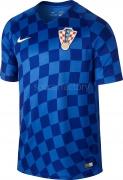 Camiseta de Fútbol NIKE Croacia Stadium Away 2016 724602-493
