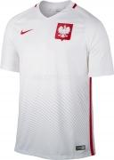 Camiseta de Fútbol NIKE Poland Stadium Home 2016 724633-100