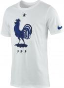 Camiseta de Fútbol NIKE FFF Crest Tee 742195-100