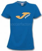 Camiseta de Fútbol JOMA Campus Woman 2101.33.2034