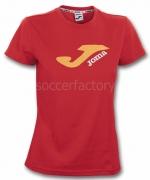 Camiseta de Fútbol JOMA Campus Woman 2101.33.2035