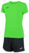 Equipación Mujer de Fútbol JOMA Combi Woman P-900248.020