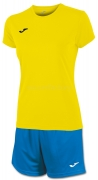 Equipación Mujer de Fútbol JOMA Combi Woman P-900248.900