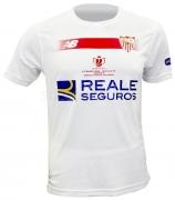 Camiseta de Fútbol NEW BALANCE SFC Final Copa del Rey 16 WSTM873