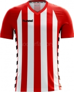 Camiseta de Fútbol HUMMEL Essential Authentic V Striped E03-019-3946