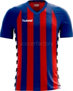 Camiseta de Fútbol HUMMEL Essential Authentic V Striped E03-019-7358