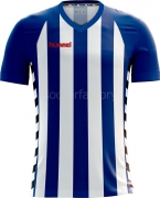 Camiseta de Fútbol HUMMEL Essential Authentic V Striped E03-019-7691