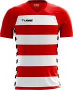 Camiseta de Fútbol HUMMEL Essential Authentic H Striped E03-020-3946