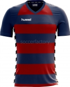 Camiseta de Fútbol HUMMEL Essential Authentic H Striped E03-020-7358