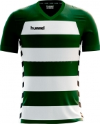 Camiseta de Fútbol HUMMEL Essential Authentic H Striped E03-020-6131