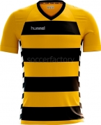 Camiseta de Fútbol HUMMEL Essential Authentic H Striped E03-020-5020