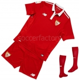 Camiseta de Fútbol NEW BALANCE SFC kit 2� Infantil 2016-2017 IY630010-PMR