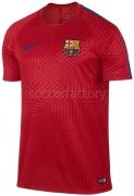 Camiseta de Fútbol NIKE FC Barcelona Dry Squad Graphic 2016-2017 808921-658