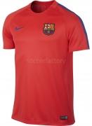 Camiseta de Fútbol NIKE FC Barcelona Dry Squad 2016-2017 808924-672