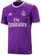 Camiseta de Fútbol ADIDAS 2ª Equipación R. Madrid 2016-2017 AI5158