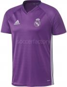 Camiseta de Fútbol ADIDAS Entrenamiento R. Madrid 2016-2017 AO3117