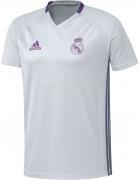 Camiseta de Fútbol ADIDAS Entrenamiento R. Madrid 2016-2017 AO3119