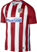 Camiseta de Fútbol NIKE 1ª equipación Atco. de Madrid 2016-2017 Stadium 808308-649