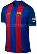 Camiseta de Fútbol NIKE 1ª equipación F.C. Barcelona 2016-2017 Supporters 776834-481